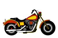 Inspired by Harley Davidson DYNA