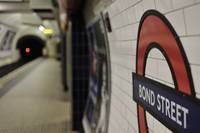 London Underground - Bond Street