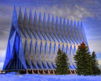 United States Air Force Academy Chapel