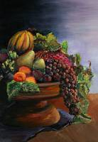 Still Life, Fruit Dish
