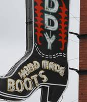 Hand Made Boots Crp