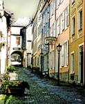 MOSEL VALLEY STREET SCENE