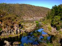 The Cataract Gorge - Launceston -Tasmania -AUS