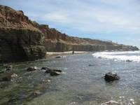 Point Loma Tide Pools - From Shore