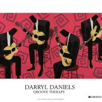 Groove Therapy (Poster Style) Art Prints & Posters by Darryl Daniels