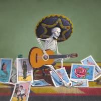 Day of the Dead, or, Dia de Los Muertos Art Prints & Posters by Paul McMillan