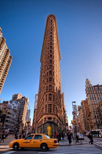 Fork In The Road- Flatiron Building
