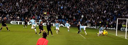 The Tevez Goal