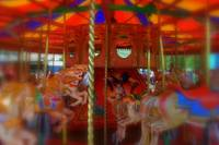 Traditional Merry-Go-Round