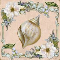 Shells and Flowers Snail