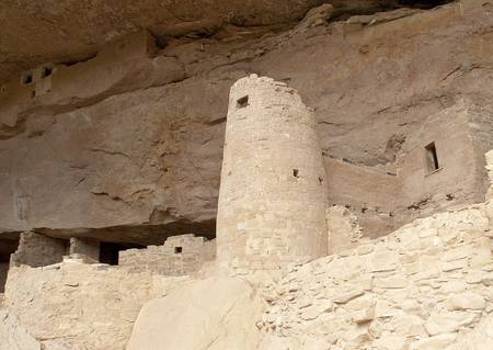 Round Tower, Cliff Palace