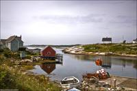 peggy's cove reflections_6901