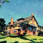 Marston House by RD Riccoboni by RD Riccoboni