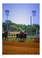 Arlington Park finish line