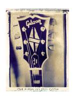 1968 Gibson Les Paul Custom Headstock