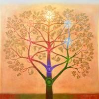"""Tree of Life based on the Kabbalah"" by RichardQuinn"