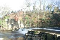 Waterfall - Richmond North Yorkshire - Daylight Lo