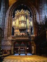 Pipe Organ Chester Cathedral