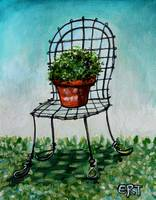 The French Garden Chair