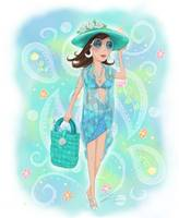 Summer Fashion lady