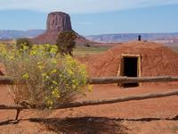 Hogan- Monument Valley