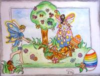 Easter by fairies