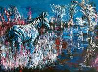 Moonlight Zebra