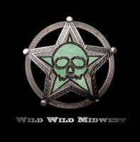 art Wild Wild Midwest Poster #3 - Badge