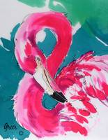 Fabulous Flamingo #2