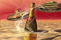 Champagne on Mars