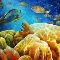 Sea eScape I - Color Queens by Nancy Tilles
