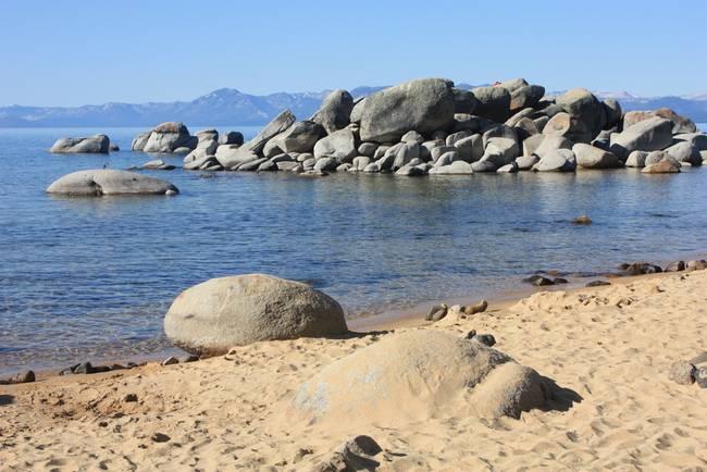 Lake Tahoe Quiet Morning