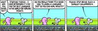 Learning Yiddish - Pearls Before Swine by Art by Comics.com