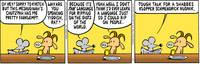 Speaking Yiddish - Pearls Before Swine by Art by Comics.com