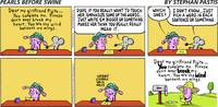 You Complete Me - Pearls Before Swine by Art by Comics.com