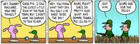 Love - Pearls Before Swine by Art by Comics.com