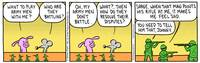 Army Men - Pearls Before Swine by Art by Comics.com