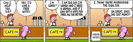Wifi - Pearls Before Swine