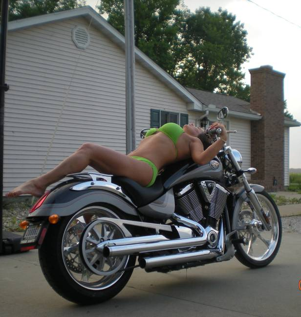 Bikini and Bike