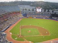 Dodger Stadium Calif.