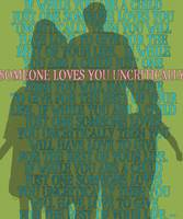 SOMEONE LOVES YOU UNCRITICALLY - FAMILY