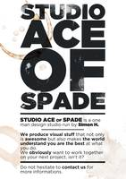 Studio Ace of Spade - Monthly poster series 02.10