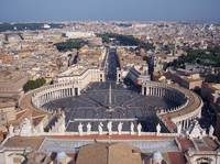 View atop St. Peter's