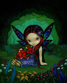 Fantasy Art Dragonlings