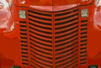 Fire Truck Grille