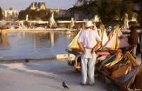 The Tuileries Boatman
