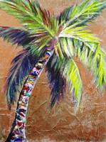 Copper Palm II