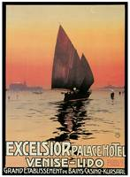 Excelsior Palace Hotel by Mario Borgoni