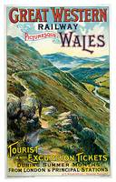 Picturesque Wales by William Tomkin