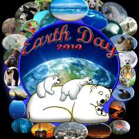 Earth Day 2010 Art Prints & Posters by David Booth